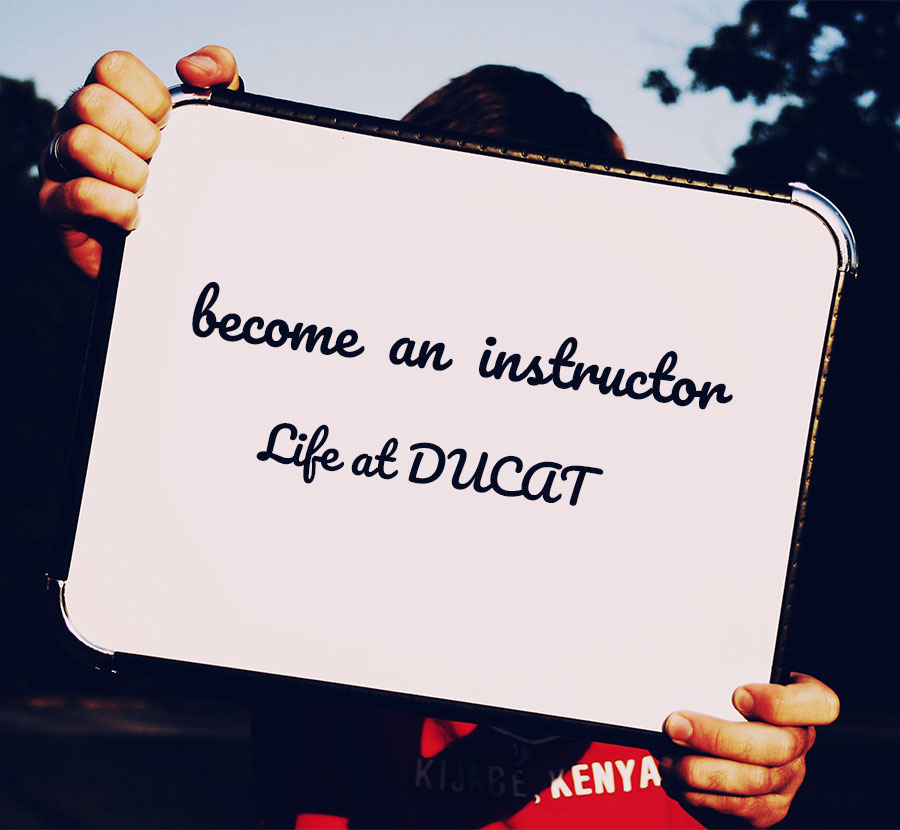 Become an Instructor at Ducat