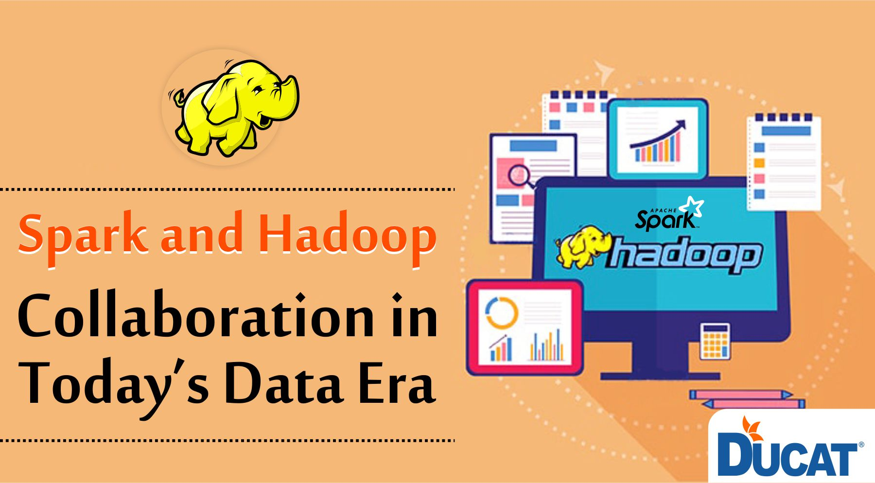 Spark and Hadoop Collaboration in Today's Data Era