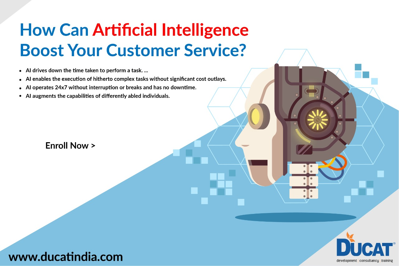 How Can Artificial Intelligence Boost Your Customer Service?