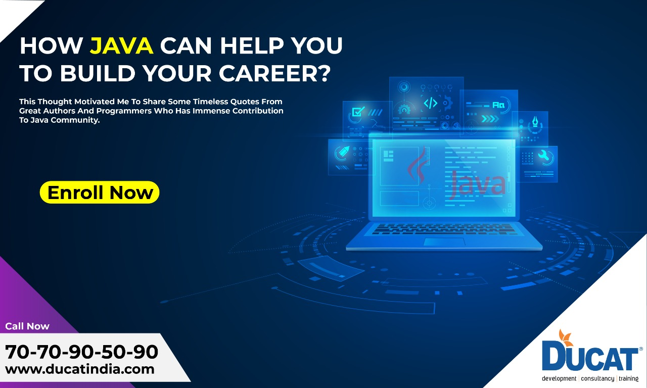 How Java Can Help You To Build Your Career